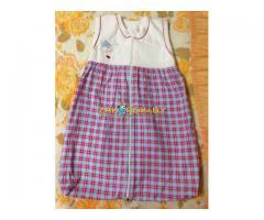 Спальный мешок для девочки, от рождения до 1.2 года