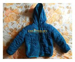 Куртка на мальчика, весна-осень, на 1.5-2.5г, б.у